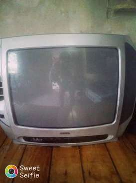 Vendo tele 21pulgada