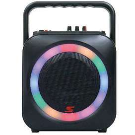 Parlante Karaoke Bluetooth Portatil Microfono Senon F906b