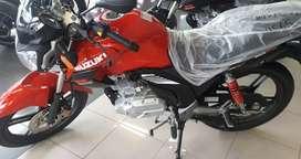 Moto susuki nueva