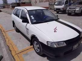 Vendo Nissan Ad 2002 Ocasiòn 12500soles