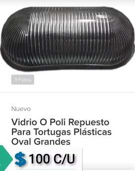 VENDO VIDRIO REPUESTO PARA TORTUGAS DE INTERIOR Ó EXTERIOR
