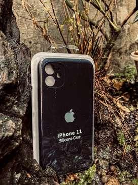 Sillicone case para iphone