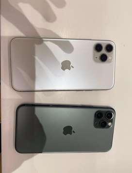 iPhone 11 Pro Max 64gb Semi Nuevos Libres