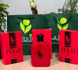 Perfume polo red