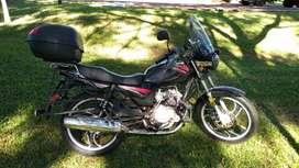 muy linda moto