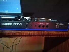 Pedalera Boss gt-1