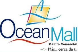 Arriendo local centro comercial Ocean Mall