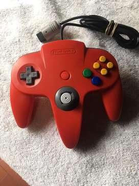 Control original Nintendo 64