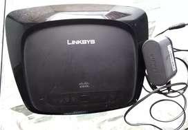Linksys Wireless-G Broadband Router Modelo WRT54G2 V1