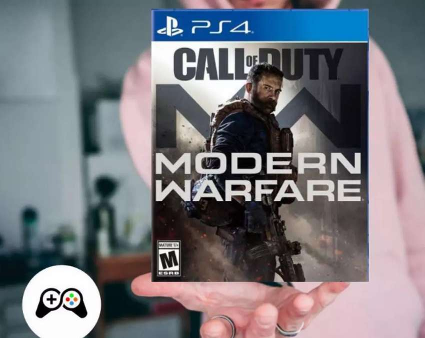 CALL OF DUTY MODERN WARFARE PARA PS4 NUEVO 0