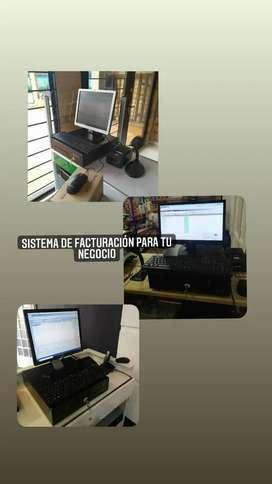 Sistema de facturación pos para cualquier tipo de negocio o empresa