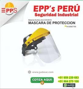 Productos De Protección Al Personal Epps.