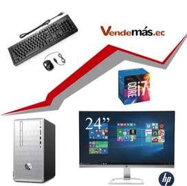 Computador 24 Pulgadas Cpu Hp I7 9na 8gb Optan 16gb Wifi 1tb