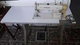 se vende maquina de coser industrial plana singer 2691 D300A