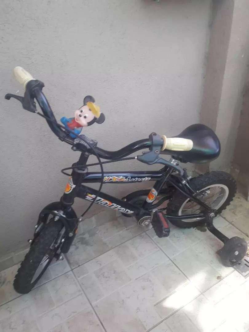 Bici Rodado 12 0