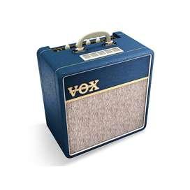 Amplificador Vox AC4C1 1X10 Celestion Azul 4W
