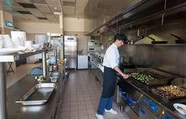 Busco empleo de panadero o auxiliar de cocina