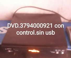 DVD CON CONTROL FUNCIONANDO RE BIEN SIN USB