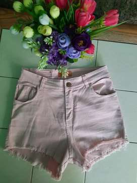 Short Jeans Usado Talle 32/4