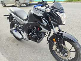 Honda CB 160 como nueva