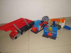 Accesorios de pistas y carros Hotwheels
