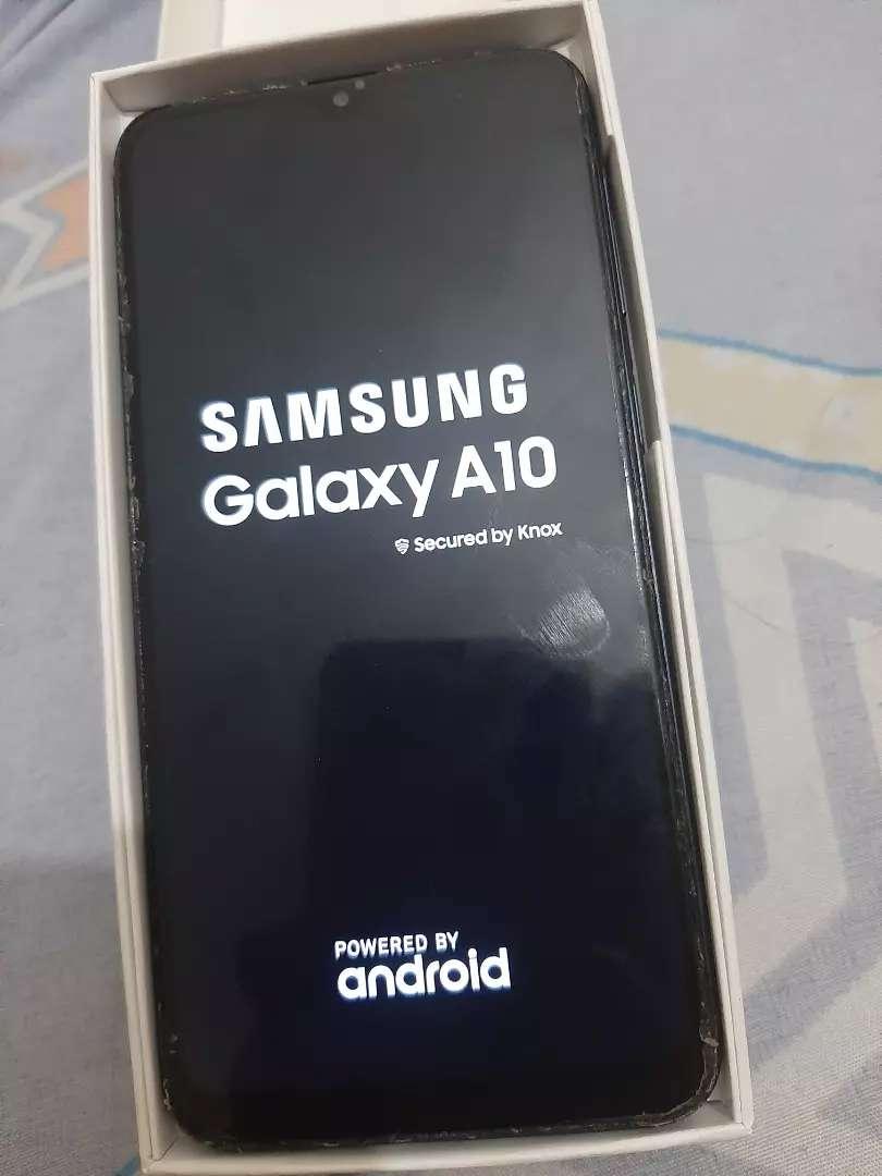 Samsung Galaxy A10 NEGOCIABLE 0