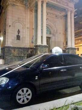 Vendo Toyota Corolla azul muy bien cuidado
