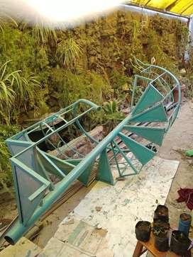 Vendo escalera de caracol en la ciudad de tacna.