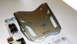 Placa de Porta equipajes Honda PCX MotoPERIMETRO