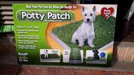 Tapete de acondicionamiento para perro - Potty Patch