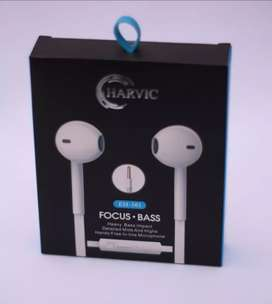 Audifonos harvic original full audio