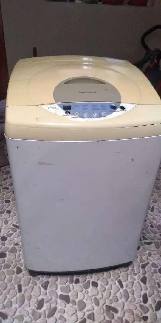 Vendo lavadora barata 0