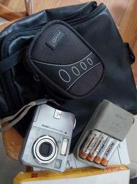 Camara Kodak C340 Usada Completa  Pilas vintage