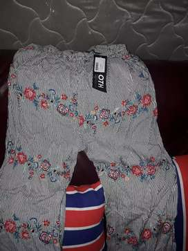 Vendo pantalon fibrana