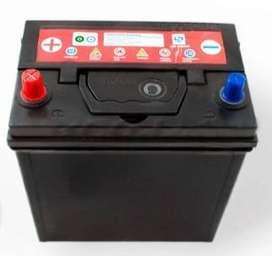Servicio de recuperar baterías de carro de 12 y 24