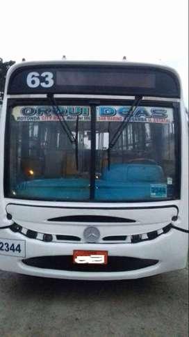 VENTA DE BUS LINEA 63