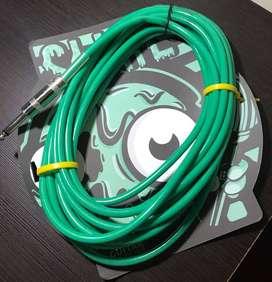 Cable para instrumento 6mts