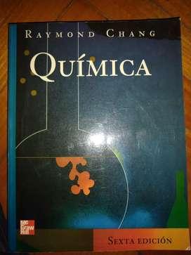 Química de Raymond Chang