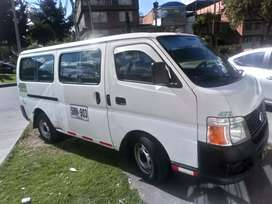 Nissan uban 3.0 servicio especial