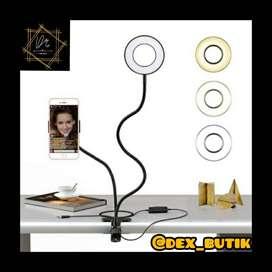 Aro de luz led flexible