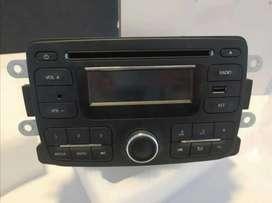 Radio original para renault sandero