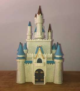 Castillo Cenicienta Disney Parks Original Impecable