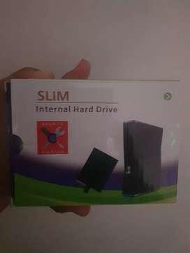 Disco duro de 500 giga para Xbox 360.