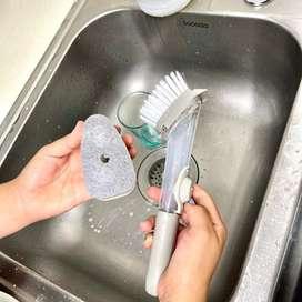 Cepillo lava loza