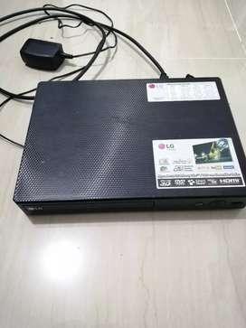 DVD blu-ray marca lg para ver netflix