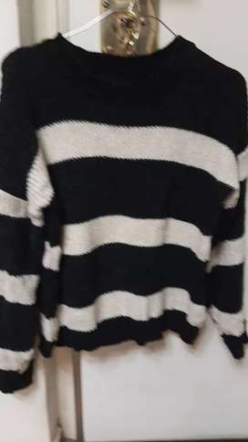 Sweater nuevo TM abrigado