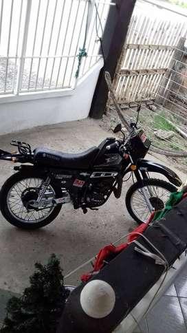 Suzuki Ts 185 año 2007 MATRÍCULA AL DÍA INF