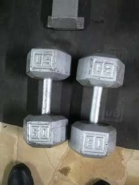 Vendo pesas