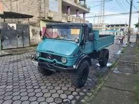 De oportunidad Mercedes Benz Unimog