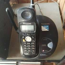 Telefono Panasonic inalambrlco